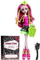 Кукла монстер хай Марисоль Кокси из серии Монстры по обмену.