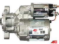 Cтартер для Daewoo Lanos 1.4 бензин МЕМЗ 317. 1 кВт. 9 зубьев. Деу Ланос 1,4 двигатель Сенс. 9141322 MAGNETON