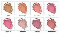 Набор румян Clinique Blushing Blush Powder Blush (тестер без кисточки) 7 штук