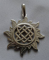 Звезда Лады-Богородицы в Солнышке