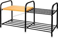 Очень удобная этажерка «люкс-2» от производственной компании ника – комфорт и порядок за оптимальную цену