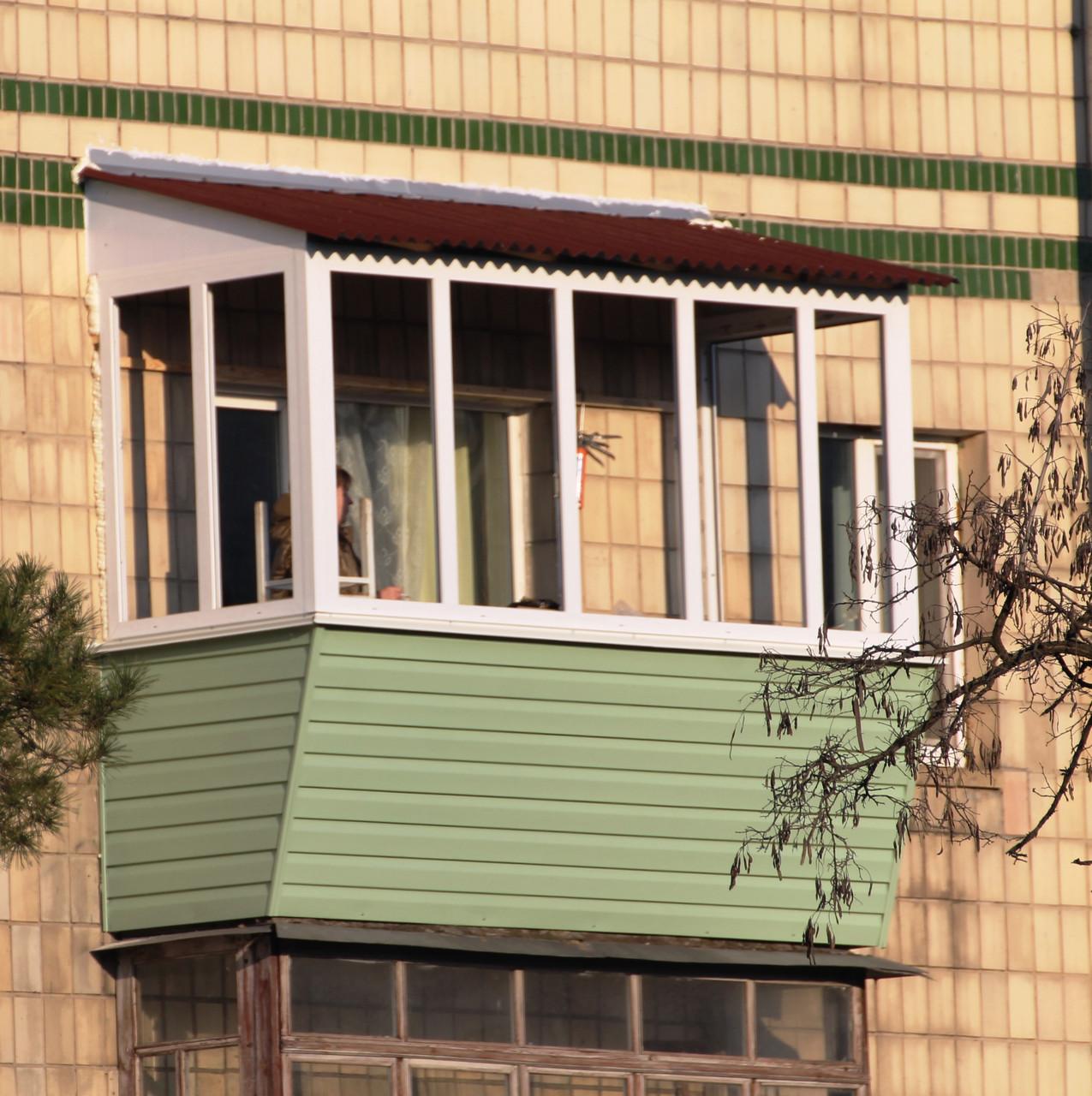 Остекление балконов в каменском. сравнить цены и поставщиков.