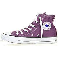 Кеды Converse All Star HI violet