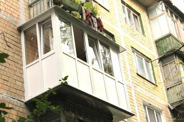 Заказать ремонт балкона на осокорках в киеве promobud.ua 167.