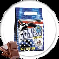 Протеин FITMAX Pure American 750g + Таурин клубника, капучино, банан, ваниль, шоколад