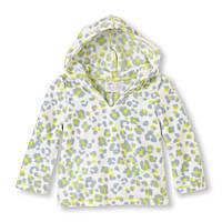 Пуловер, Худи флисовый для девочки The Children`s Place