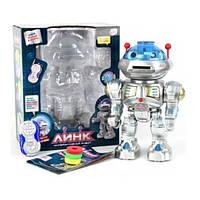 Робот 9365/9366 интерактивный ЛИНК р/у