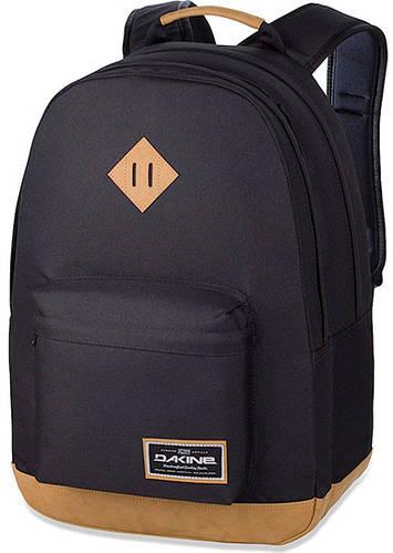 Мужской городской рюкзак Dakine Detail 27L Black 610934842227 черный
