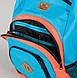 Функциональный мужской городской рюкзак Dakine Campus 33L Offshore 610934842968  синий, фото 5