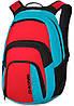 Мужской рюкзак для города Dakine Campus 25L Threedee 610934843002  красный