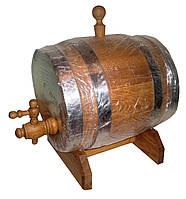 Бочка для вина и коньяка 5 л