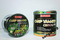 Леска Carp Yamato Camou 1000m (тонущая)