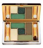 Тени для век Estee Lauder Pure Color Five Color EyeShadow Palette Emerald Oasis(тестер в пластиковой упаковке)
