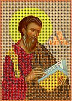 Схема для вышивки бисером Апостол Матфей  КМИ 5206