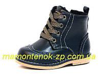 Детские  демисезонные ботинки Шалунишка ,р 20