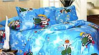 Полуторное постельное белье BanTen для подростка
