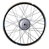 Мотор-колесо для установки на велосипед 36V350W редукторное 26 дюймов заднее