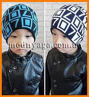Детские  стильные шапки