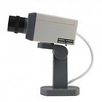 Видеокамера муляж, камера обманка, Realistic Looking Security Camera