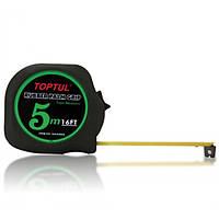 Рулетка строительная (измерительная) 5 м TOPTUL IAAA0005