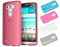 Силиконовый чехол для LG G3s / G3 Mini