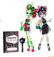 Куклы Monster High Zombie Shake Rochelle Goyle and Venus McFlytrap (Рошель и Венера Зомби Шейк Монстер Хай)