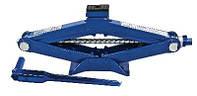 Домкрат для машины ромбовый Vitol  2 т  ST-113/резин.упор