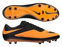 Nike Hypervenom Phatal FG. Бутсы для игры в футбол на естественных и искусственных  больших полях.