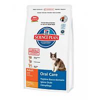 Hill`s Feline Adult Oral Care - уход за полостью рта - 1,5кг