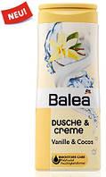 Balea крем-гель для душа ваниль и кокос