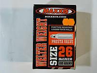 Велокамера Maxxis 26x2.20/2.50 P