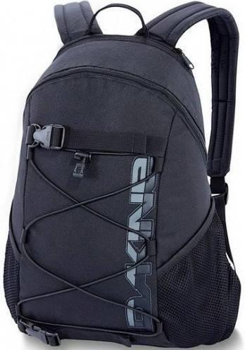 Мужской рюкзак для города Dakine Wonder 15L Black 610934726176 черный