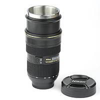 Кружка Nikon с зумом