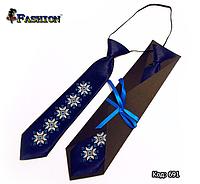 Детский вышитый галстук Тимур
