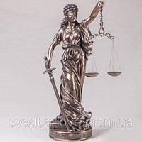 Статуэтка бронзовая  Фемида (65*25 см)