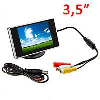 """Монитор автомобильный авто A/351 TFT LCD экран 3,5"""""""