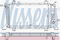 Радиатор охлаждения FORD TRANSIT (Nіssens)