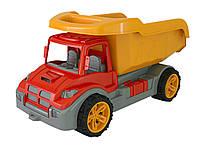 Детская большая Машинка Атлант Самосвал пластик Техноко
