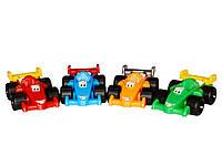 Гоночная машинка Максик Формула пластик Технок