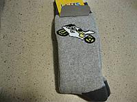 Детские махровые носочки для мальчика гоночные машинки 7,9,11 Турция
