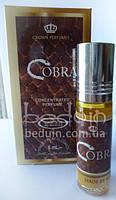 Арабские масляные духи COBRA Al Rehab