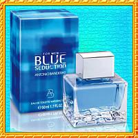 Antonio Banderas Seduction Blue for Men
