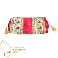Наволочка декоративная валик ANTIK SIKA GOBLIN, красный