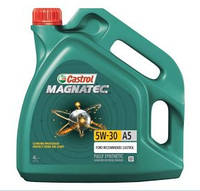 Синтетическое масло CASTROL MAGNATEC 5W30 A5 4L