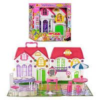 Игровой набор Домик для куклы, 28 деталей 3141