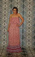 Сарафан Billabong Pink Cotton Maxi (S/M)