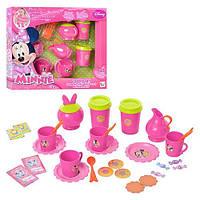 Набор посуды чайный сервиз Minnie IMC Toys 181052 DM