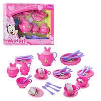 Набор посуды чайный сервиз Minnie IMC Toys 180444 DM