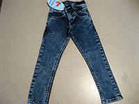 Детские модные класические  джинсы для девочки  4 Качество Турция