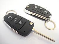 Ключ зажигания автомобиля выкидной PIT BULL. Ключ раскладной автомобильный